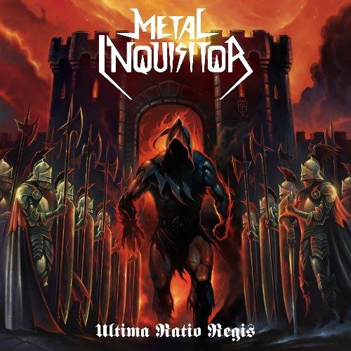 Metal Inquisitor: Ultima Ratio Regis (Audio CD)