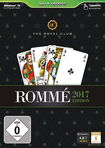 The Royal Club Rommé 2017 (PC)