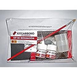 Kitevopro Plain 3k Kit de réparation pour fibre de carbone