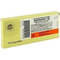 Quentakehl D 5 Ampullen 10X1 ml preisvergleich bei billige-tabletten.eu