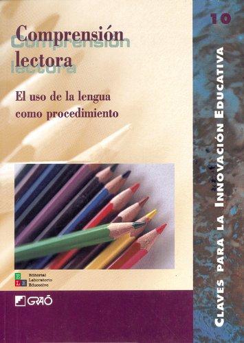 Comprensión Lectora: 010 (Editorial Popular)