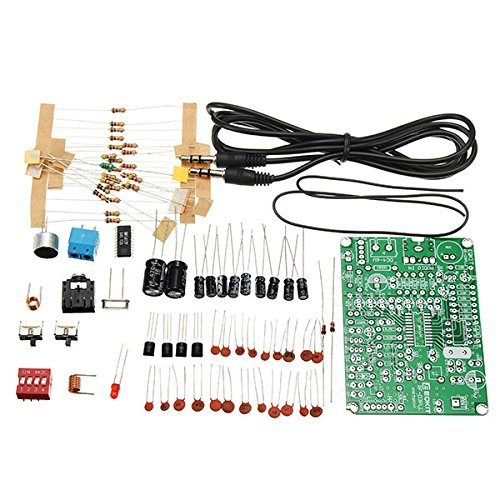 Fm Stereo Sender Modul Mp3 Recorder Diy Radio Station Kit Ladicha (Mp3-sender)