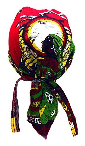 Rocker Bandana Cap - Wildes Afrika