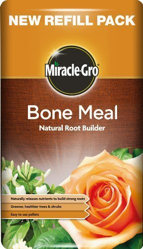 Miracle Gro Bonemeal 8kg Natural Root Builder by Miracle-Gro AeroGarden