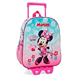 Disney Minnie Heart Sac à dos enfants 33 centimeters 9.8000000000000007 Rose (Rosa)