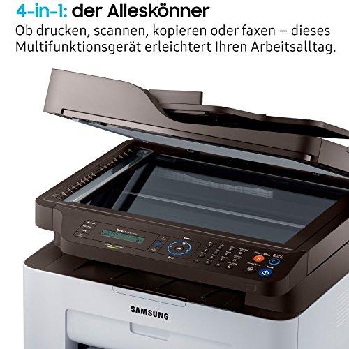 Samsung Xpress SL-M2070FW/XEC Monolaser-Multifunktionsdrucker - 2