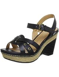 Naturalizer LAEL B6599L1001 - Sandalias fashion de cuero para mujer