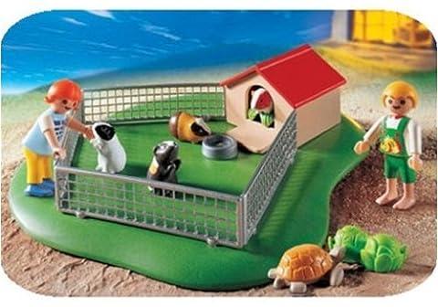 Playmobil - 3210 - La Maison Moderne - Enfants /
