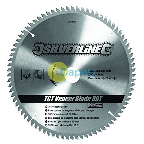 dapetz-r-80t-fine-cut-250mm-circular-saw-blade-veneer-30mm-bore-reducing-ring-25mm-20mm-mitre-10