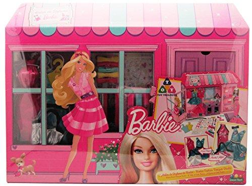 Canal Toys - 4151 - Kit de Loisir Créatif - L'Atelier de Stylisme de Barbie