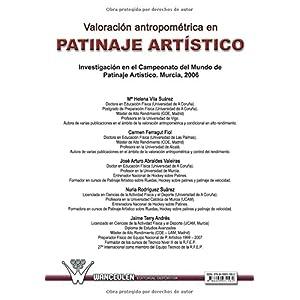 Valoración Antropométrica En Patinaje Artístico
