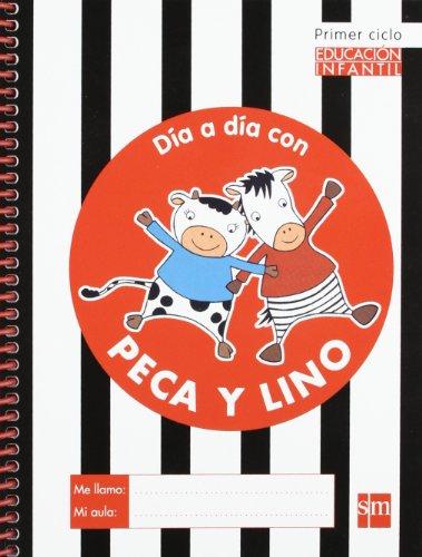 Agenda: Día a día con Peca y Lino. Educación Infantil - 9788467541182