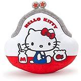 Sanrio Hello Kitty Purse Perth-shaped Cushion Retro Pop From Japan New
