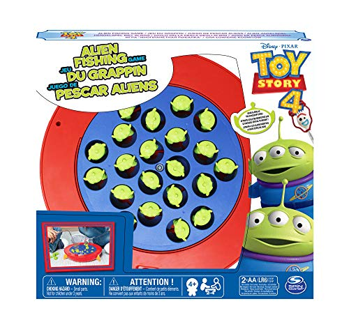 Spin Master Games 6047063 Fishing Game Disney Toy Story 4