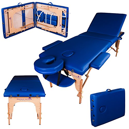 Massage Imperial® Chalfont Reiki Lettino da Massaggio Deluxe Ultralegge ro