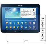 Ganvol Prime Films de Protection écran en Verre Trempé pour Samsung Galaxy Tab 3 10.1 Pouces GT-P5200 P5210 P5220
