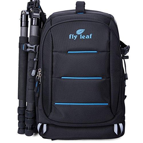 0ba7603fce Zaino-Multifunzianle-per-Fotocamera-DSLR-Accessori-Backpack-Antifurto-