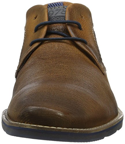 Bugatti 311254013000, Derby Homme Marron (Brown 6000)