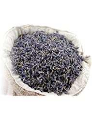 Dried Lavender Grains - Use for pot-pourri, lavender bags and pillows - Made from Natural Lavender - 100% Grown and made in Cotswold, England.
