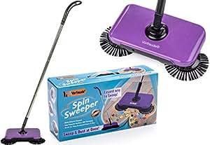 Vorfreude pro scopa automatica a spinta la spazzola for Cucinare a 70 gradi
