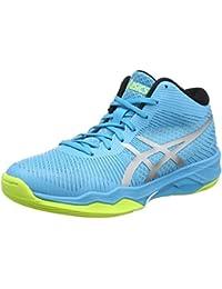 ASICS Volley Elite FF MT, Zapatos de Voleibol para Mujer