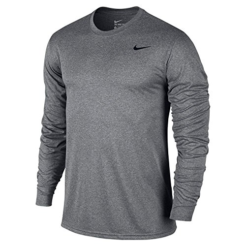 nike-mens-leggenda-20-manicotto-lungo-dri-fit-training-shirt-carbon-heather-nero-dimensioni-718837-0