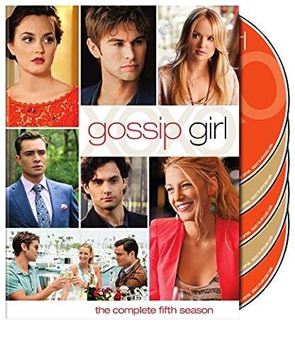 Gossip Girl: The Complete Fifth Season (5pc) [DVD] [Region 1]