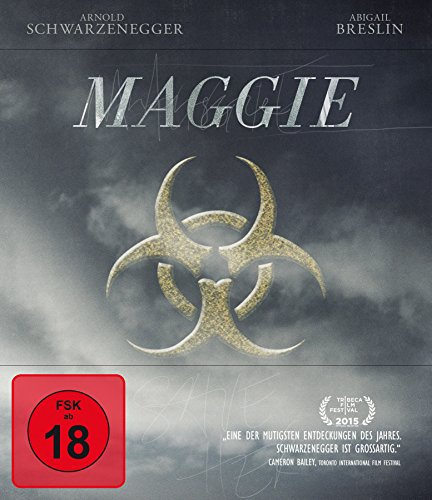 Maggie - Steelbook [Blu-ray] [Limited Edition]