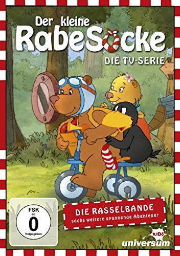 Der kleine Rabe Socke - Die TV-Serie 5: Die Rasselbande