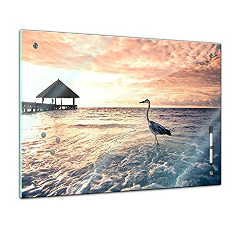 Memoboard mit Winter SALE 60 x 40 cm, Landschaft,