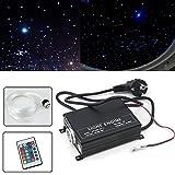 Hengda® 5W RGB LED 16 Farben Sternenhimmel OPTIK DIMMBAR 240 Lichtfaser Glasfaser 12V