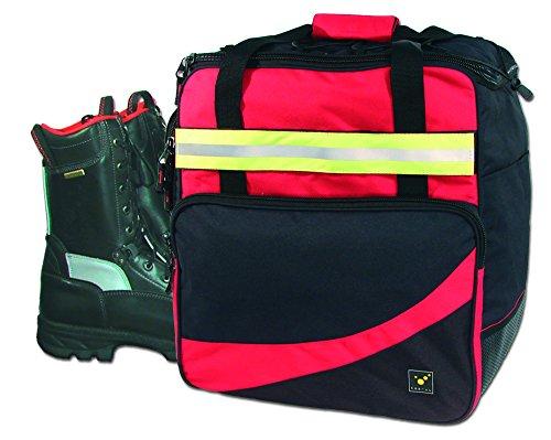 tee-uu EQUIBAG Multifunktionstasche bietet Platz für die komplette persönliche Schutzausrüstung schwarz-rot