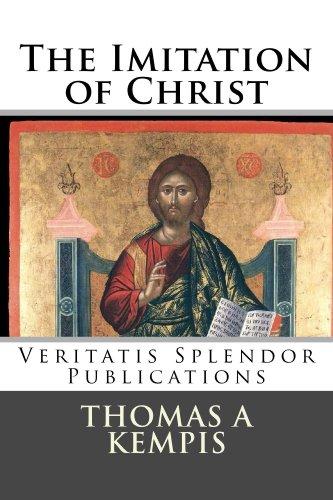 The Imitation of Christ: English and Latin Texts (English Edition)
