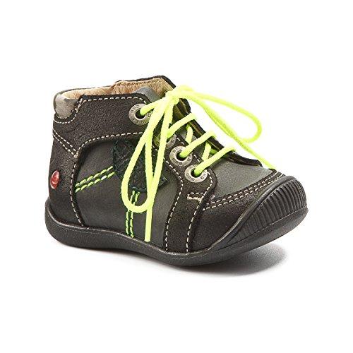 GBB Garcons Racine Braun Boots 18 (Boot Racine)
