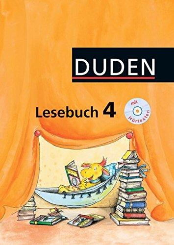 Duden Lesebuch - Alle Bundesländer (außer Bayern): 4. Schuljahr - Schülerbuch mit CD Hörtexte