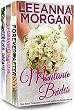 Montana Brides Boxed Set: Books 1-3 (The Montana Brides)