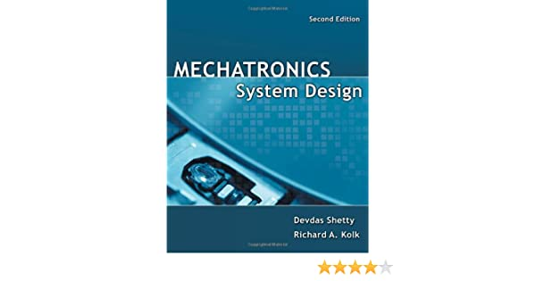 Buy Mechatronics System Design Book Online at Low Prices in