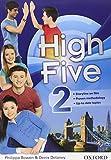 High five. Student's book-Workbook. Con CD Audio. Per la Scuola media