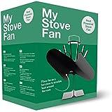 My Stove Fan MSF001 Ventilateur récupérateur de chaleur auto-alimenté