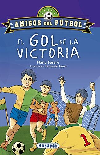 El gol de la victoria (Amigos del fútbol)