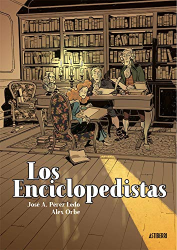 Los enciclopedistas (Sillón Orejero)