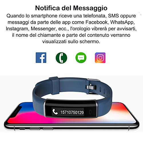 Zoom IMG-3 willful fitness tracker pedometro da