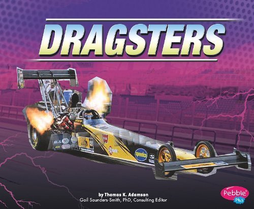 Dragsters (Rev It Up!) by Thomas K. Adamson (2011-01-02)