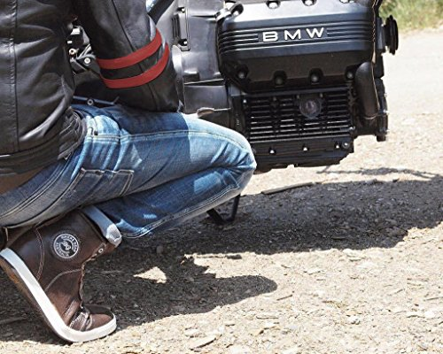 Bikers-Gear-UK-GIACCA-in-PELLE-da-MOTO-VINTAGE-CUSTOM-CAFE-RACER-TAGLIA-3XL