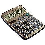 SaleOn™ Big Display 12 Digit Mirror Button Calculator-194