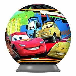 Ravensburger - 11859 - Disney Cars 2 - Puzzleball® - 54 Pièces