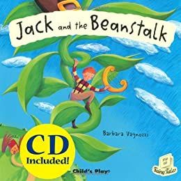 Jack and the Beanstalk (Flip-Up Fairy Tales) by [Vagnozzi, Barbara]