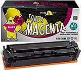 Yellow Yeti 201X CF403X (2300 Seiten) Magenta Premium Toner kompatibel für HP Color LaserJet Pro MFP M277dw M277n M274n M252dw M252n [3 Jahre Garantie]