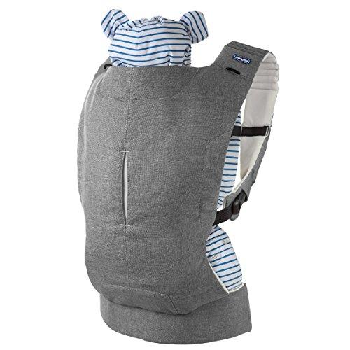 Chicco Myamaki Porte-Bébé Grey Stripes