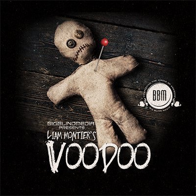 Liam Montiers Voodoo (Gimmick + DVD)